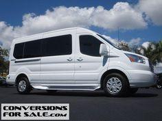 2015 Ford Transit 250 Conversion Van by Sherrod Vans