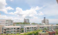 1Bed Suite Apartment: Sea View Partial- Rocco Hua Hin Beach & City Condo