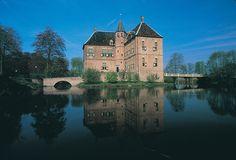 Vorden Castle (Photo: Holland.com) #Netherlands #Holland #castles