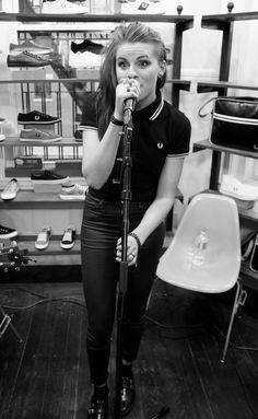 Lyndsey Gunnulfsen (Lynn Gunn) - PVRIS at Fred Perry's in Boston 5/13/15 by jwebb13