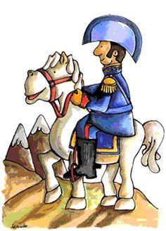 17 de Agosto: Recordando a José de San Martín - Mi Sala Amarilla Disney Characters, Fictional Characters, Lily, Education, Children, Projects, Animals, School, Social Environment