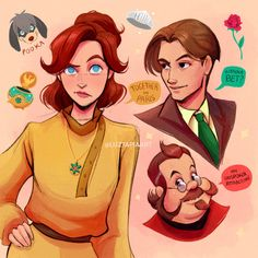 Anastasia Disney, Dimitri Anastasia, Anastasia Movie, Anastasia Romanov, Anastasia Musical, Non Disney Princesses, Disney Princess Art, Disney Fan Art, Animation Film