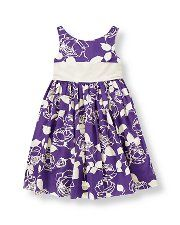 Janie and Jack Garden Picnic dress (baptism dress option) - got this and despite following care instructions it bled ALL over the place