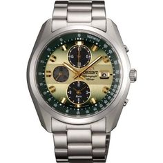 Buy [Menonton Orient] Menonton Sporty Neo Tujuh Puluhan Horizon Solar Chronograph WV0021TY Perak online at Lazada malaysia. Discount prices and promotional sale on all Formal. Free Shipping. Chronograph, Affordable Watches, Discount Price, Solar, Sporty, Free Shipping, Formal, Stuff To Buy, Accessories