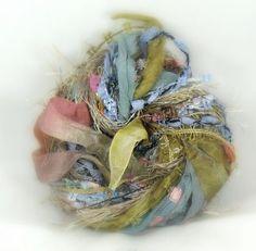 Elusive Dream Elements 26yds Textile Fiber Art by FishBayElements