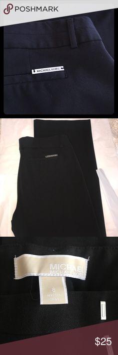 MICHAEL KORS - dress slacks Excellent quality and excellent condition these Michael KORS dress slacks have a straight bottom leg Michael Kors Pants Trousers