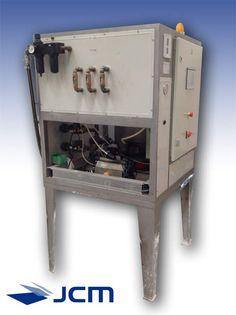 Fabricante : Hidropul Modelo: GR3CN , maquina de 3 columnas de filtrado , con agua extralimpia , panatalla tactil de gestion . Precio : 30.000 € + IVA (entrega inmediata)