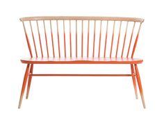 Ercol Love Seat. Designer: Lucian R Ercolani