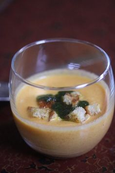 roasted carrot-fennel soup