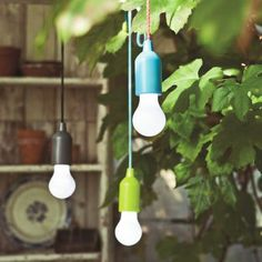 Light up your room, garage or camping spot with this white LED Pull lamp. Hang it anywhere you want and with one simple pull the LED can be switched on or off. Solar Panel Installation, Solar Panels, Design3000, Shops, Deco Originale, Lifestyle Shop, Led Lampe, White Lead, Cheap Furniture