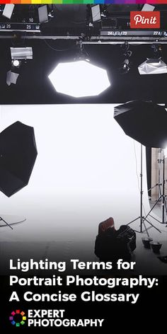 Portrait Lighting Terms: A Concise Glossary » ExpertPhotography