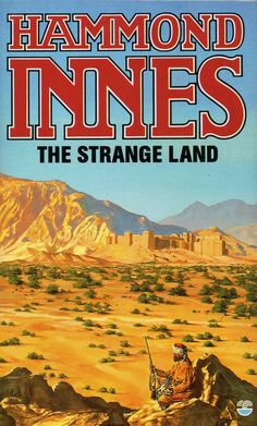Hammond Innes -The Strange Land