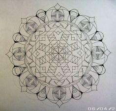 May's Handige Handen: Mandala tekenen