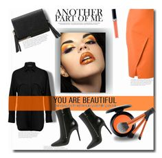 """""""You are beautiful"""" by fashion-and-beauty-miracles ❤ liked on Polyvore featuring Andrea Marques, MAC Cosmetics and Christian Dior"""