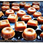 De délicieux caramel au beurre salé qui fondent en bouche ... on dégusterai toute la boite !!!   La cuisson du caramel est assez délicate, faite attention à vos casseroles.  Retrouvez Magalie et toutes ses bonnes recettes sur son blog : les douceurs d'Ema et Tom.