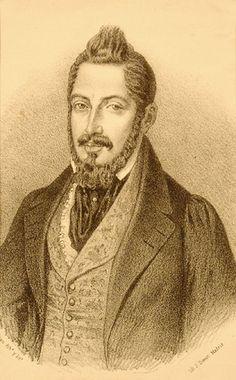 José de Espronceda (1808 -1842), poeta y revolucionario español, fue uno de las más grandes románticos, y su vida integra la rebelión moral y la política.
