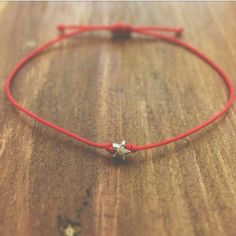 Star Wish Bracelet - friendship bracelet - best friend gift - best friend bracelet - gift for her - star bracelet