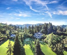 Set on 250 acres of private estate, the graciousness of the Meadowood Napa Valley resort has been the designation of choice for wine connoisseurs and foodies for more than 45 years.  Meadowood serves as a common ground for Napa Valley vintners and grape-growers, here you'll find a beautiful place to hold tastings, meetings and dine in one of Readers' Choice 2014: Top 20 Food and Wine Resorts!