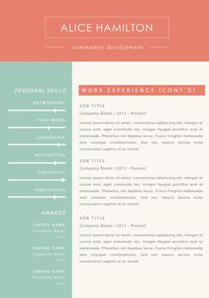 the alexis resume resume shop pinterest creative resume