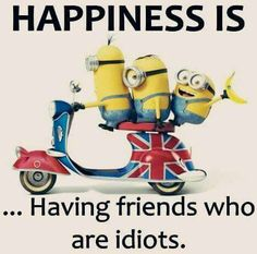 #minions #Happiness #Friends