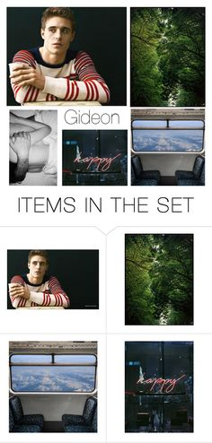 """""""Gideon"""" by jazmin-sewell on Polyvore featuring art"""