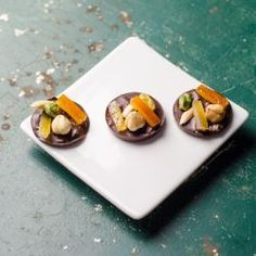 Torrone Mendiant // Fuel your passion with more recipes at www.pregelrecipes.com
