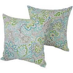 Indoor/Outdoor Throw Pillow (Set of 4)