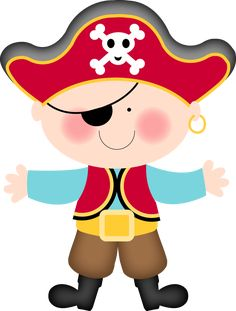 PIRATE BOY CLIP ART