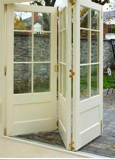 Details About White 15 Glass Panel Internal French Doors