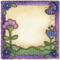Quilted Garden - Home Garden - Picasa Web Albums Borders For Paper, Borders And Frames, Design Blog, Web Design, Decoupage, Background Clipart, Text Background, Frame Clipart, Backgrounds