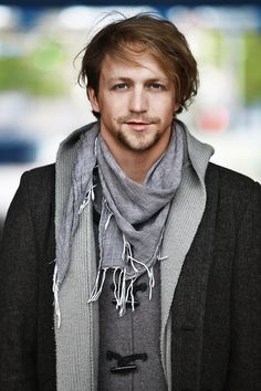 Tomáš Klus. Georgeous czech song-writer and singer.