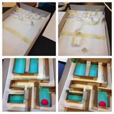 STEM Challenge- Build a Marble Maze!!