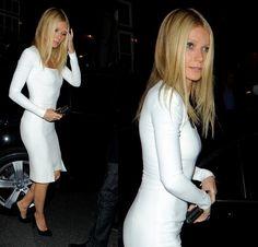 Gwyneth Paltrow Hairstyles 2012