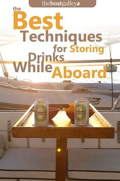 How to store drinks -- such as stocks of soft drinks, beer, powdered drinks, wine bottles and boxed drinks -- safely on a boat. Buy A Boat, Make A Boat, Build Your Own Boat, Living On A Boat, Sailboat Living, Carpentry Skills, Cabin Cruiser, Boat Design, Small Boats