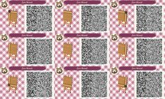 Cute QR Codes Zen wood path Set #2  Last One <--  http://soeurs-doigts-de-fee.skyrock.com/tags/glsQy0R6nRi-Sol_7.html