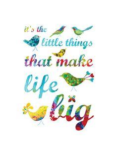 Words & Quotes (Decorative Art) Print at AllPosters.com