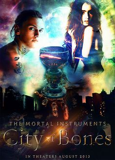 """""""The Mortal Instruments: City of Bones"""" Book By: Cassandra Clare"""
