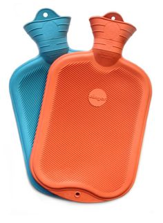 hot water bottle. Introduced during the reign of Henry VIII, this device (now made of rubber) comes from Germany :)