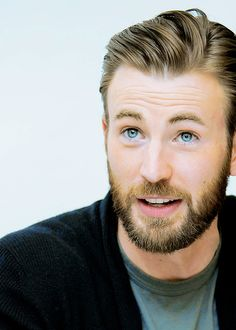 @ the Avengers: Age of Ultron Press Conference. I would have forgotten all my questions and just drowned in those eyes...