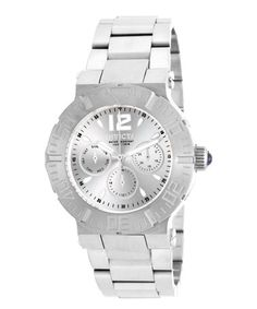 Look what I found on #zulily! Stainless Steel Angel Chronograph Watch - Women by Invicta #zulilyfinds