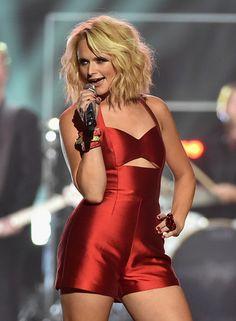 Miranda Lambert  Fashion Rocks 2014 - Show