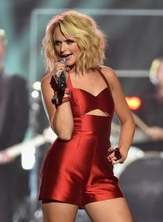 Miranda Lambert  Fashion Rocks 2014 - Show