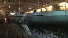 The era German Submarine, Unterseeboot, at the Museum of Science and Industry in Chicago, Illinois, USA. Military Videos, Military News, Military History, Ww2 History, Afghanistan War, Iraq War, The Blitz Ww2, Us Special Forces, Stealth Bomber