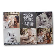 Family Photos Wood Panels
