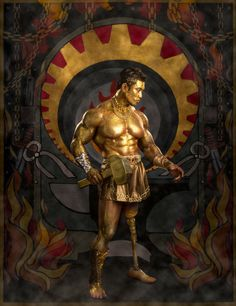Hephaestus!!!  Photographer : Taikatakk
