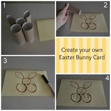 bunny rabbit toilet paper tubecrafts for kids - Google Search