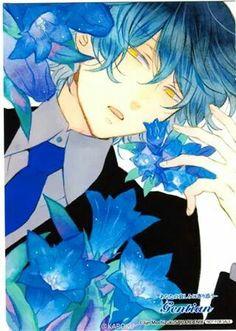 Gilbert Nightray ArtBook of Jun Mochizuki Pandora Heart
