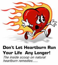 Stomach Acid Heartburn