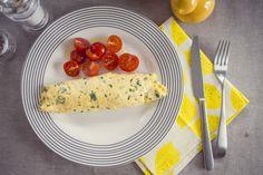 A tökéletes sajtos omlett receptje