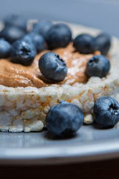 Easy Eats - Recipe: Honey Nut Rice Cake with Almond Butter